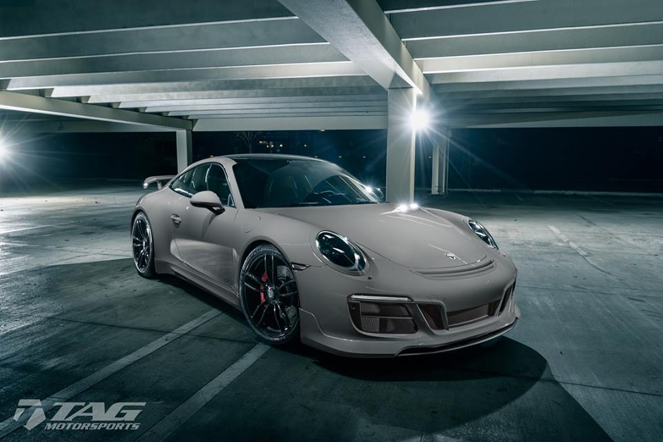 TechArt Porsche 911 991.2 Carrera GTS Bodykit Tuning 1 Dezent optimiert   TechArt Porsche 911 (991.2) Carrera GTS
