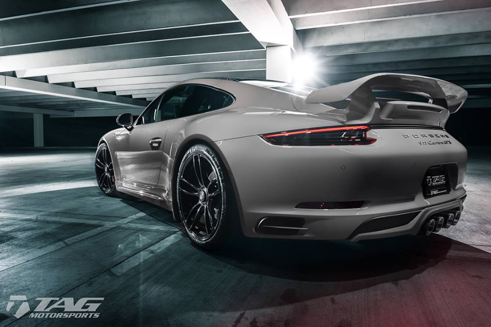 TechArt Porsche 911 991.2 Carrera GTS Bodykit Tuning 2 Dezent optimiert   TechArt Porsche 911 (991.2) Carrera GTS