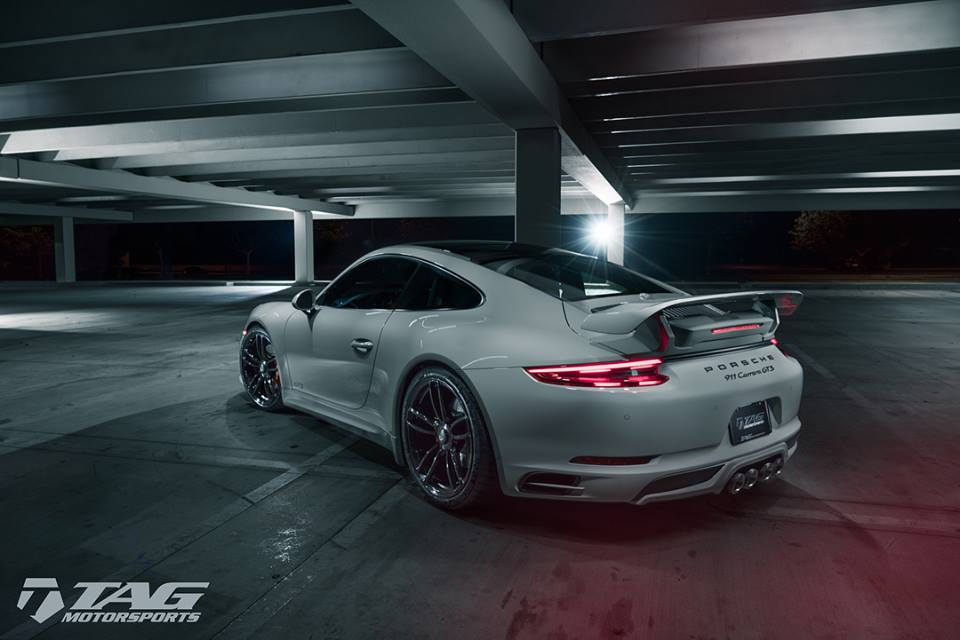 TechArt Porsche 911 991.2 Carrera GTS Bodykit Tuning 4 Dezent optimiert   TechArt Porsche 911 (991.2) Carrera GTS