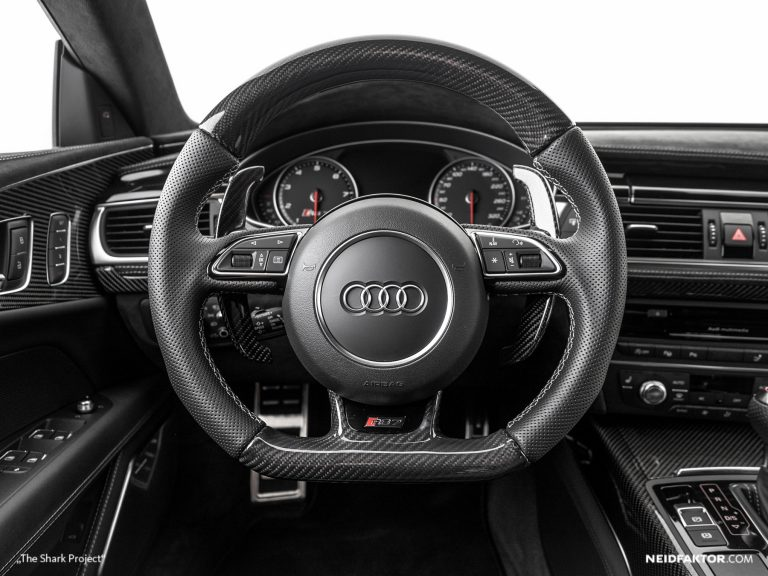 "The Shark Project Interieur Neidfaktor Audi RS7 Tuning 13 ""The Shark Project""   edles Interieur im Neidfaktor Audi RS7"