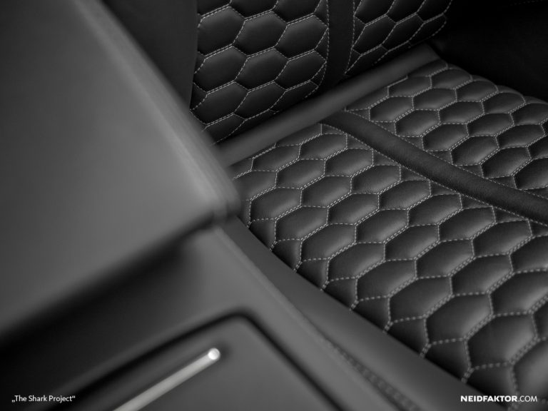 "The Shark Project Interieur Neidfaktor Audi RS7 Tuning 25 ""The Shark Project""   edles Interieur im Neidfaktor Audi RS7"
