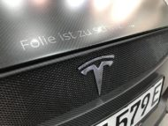 TurboZentrum Tesla Model S P100D Tuning 2018 4 190x143 Leichter Stromer   TurboZentrum Tesla Model S P100D