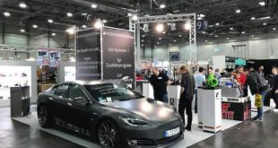 TurboZentrum Tesla Model S P100D Tuning 2018 6 310x165 Leichter Stromer   TurboZentrum Tesla Model S P100D