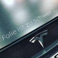 TurboZentrum Tesla Model S P100D Tuning 2018 7 190x190 Leichter Stromer   TurboZentrum Tesla Model S P100D