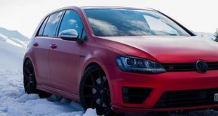VW GOLF MK7 R ZP.NINE Felgen Rieger Tuning 8 1 e1522043043146 310x165 Perfekt? BMW M3 F80 in Satin Red auf Z Performance Felgen