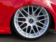 VW Golf MK6 GTI Rotiform RSE Airride Tuning 2 190x143 VW Golf MK6 GTI auf Rotiform RSE Felgen by TVW Car Design