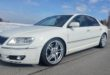 VW Phaeton 20 Zoll ICW HR Spurplatten Tuning 145 110x75 Optimal   VW Phaeton auf ICW Wheels & H&R Spurverbreiterungen