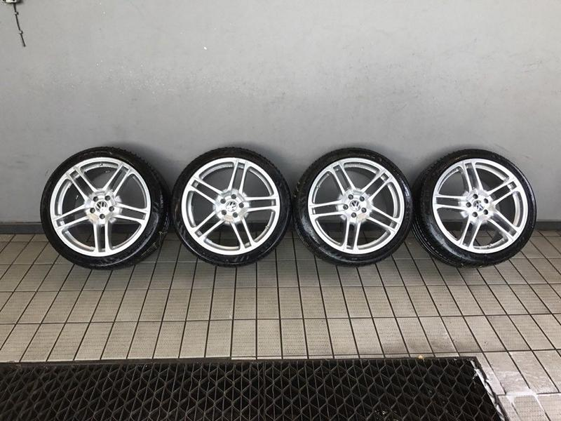 VW Phaeton 20 Zoll ICW HR Spurplatten Tuning 157 Optimal   VW Phaeton auf ICW Wheels & H&R Spurverbreiterungen