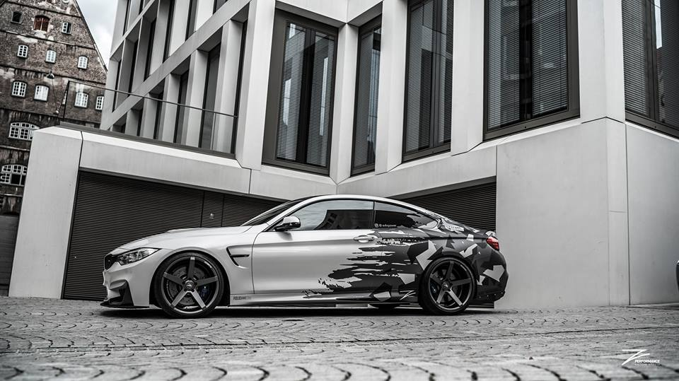 Z Performance Wheels ZP6.1 BMW M4 F82 Coupe Tuning 3 Z Performance Wheels ZP6.1 am BMW M4 F82 Coupe