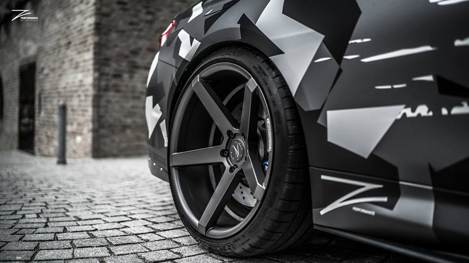 Z Performance Wheels ZP6.1 BMW M4 F82 Coupe Tuning 6 Z Performance Wheels ZP6.1 am BMW M4 F82 Coupe