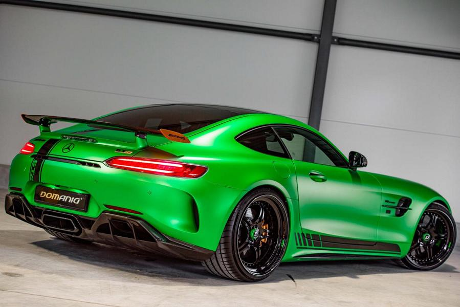 domanig mercedes amg gtr Green Magno 4 780PS / 960NM & 330KM/H   Domanig Mercedes AMG GT R