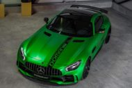 domanig mercedes amg gtr Green Magno 7 190x127 780PS / 960NM & 330KM/H   Domanig Mercedes AMG GT R