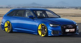 2018 Audi A6 Avant 55 3.0 TFSI C8 Tuning 310x165 Mega fett   Widebody Audi RS5 Coupe (F5) by tuningblog