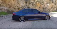2018 BMW DINAN S1 M550i xDrive G30 6 190x98 Video: 600 PS im 2018 BMW DINAN S1 M550i xDrive G30