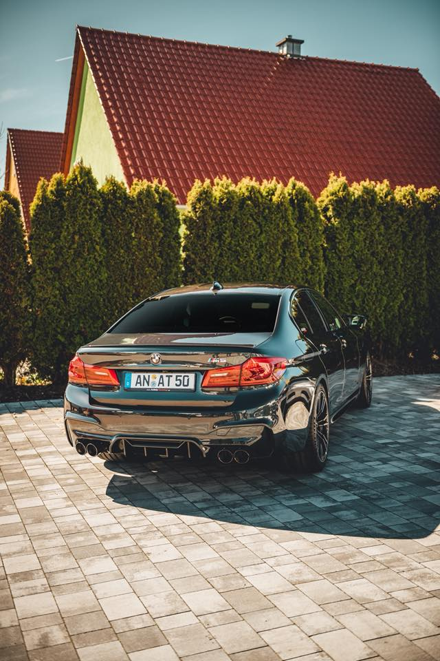 2018 BMW M5 F90 Project by Aulitzky Tuning 2 Los gehts   2018 BMW M5 F90 Project by Aulitzky Tuning