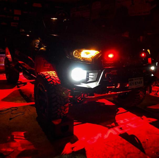 "2018 Ford Ranger Wildtrak Tuning Offroad 12 ""Project CONAN, The Barbarian""   2018 Ford Ranger Wildtrak"