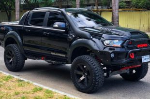 "2018 Ford Ranger Wildtrak Tuning Offroad 3 310x205 ""Project CONAN, The Barbarian""   2018 Ford Ranger Wildtrak"