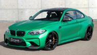 500 PS m G Power BMW M2 F87 Coupe Tuning 2 190x108 G Power   BMW & Mercedes mit maximaler Leistung