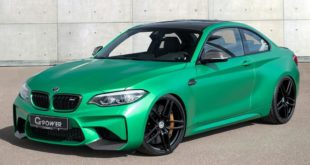 500 PS m G Power BMW M2 F87 Coupe Tuning 2 310x165 M2 Ade   G Power BMW M140i F2X mit 400 PS & 540 NM