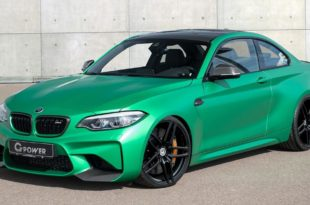 500 PS m G Power BMW M2 F87 Coupe Tuning 2 310x205 Heftiges Teil   500 PS im G Power BMW M2 F87 Coupe