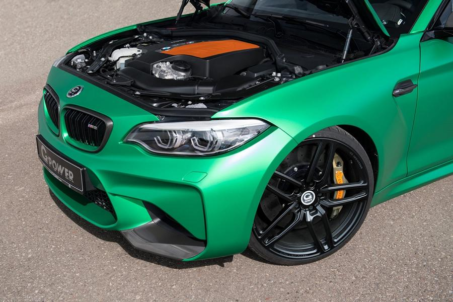 500 PS m G Power BMW M2 F87 Coupe Tuning 5 Heftiges Teil   500 PS im G Power BMW M2 F87 Coupe