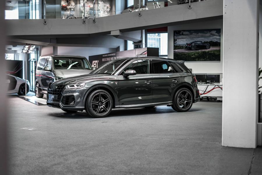 Slimmed down - ABT Audi Q5 and SQ5 without widebody kit