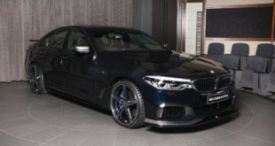 AC Schnitzer BMW M550i xDrive Abu Dhabi Motors Tuning 19 310x165 Schnitzer Parts am BMW M5 (F90) Competition in Imolarot
