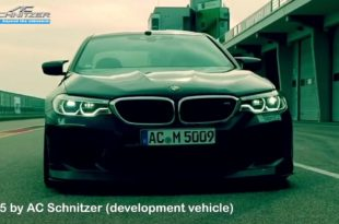 ACS5 Sport BMW M5 F90 2018 Tuning AC Schnitzer 8 310x205 Video: In Arbeit   BMW M5 F90 vom Tuner AC Schnitzer