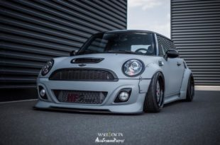 Airrex Liberty walk Mini Cooper Tuning mbDesign LV1 1 310x205 Liberty walk LB Performance Mini Cooper S by K custom