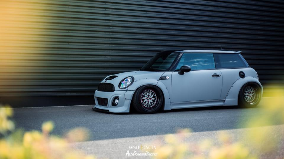 Airrex Liberty walk Mini Cooper Tuning mbDesign LV1 2 Liberty walk LB Performance Mini Cooper S by K custom