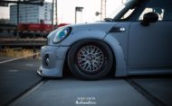 Airrex Liberty walk Mini Cooper Tuning mbDesign LV1 3 190x118 Liberty walk LB Performance Mini Cooper S by K custom