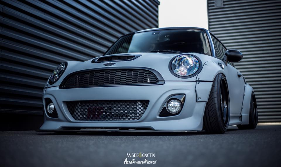 Airrex Liberty walk Mini Cooper Tuning mbDesign LV1 7 Liberty walk LB Performance Mini Cooper S by K custom