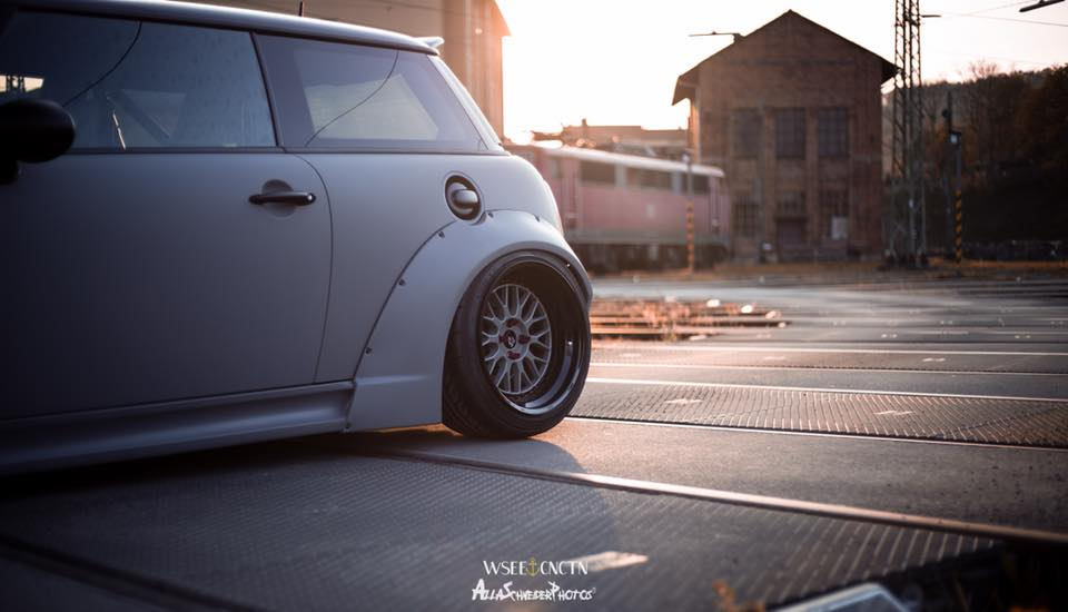 Airrex Liberty walk Mini Cooper Tuning mbDesign LV1 8 Liberty walk LB Performance Mini Cooper S by K custom