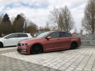 Airride 20 Zoll LV2 mbDesign Tuning VW Arteon 8 190x143 Airride & 20 Zoll LV2 Alus am EAH Customs VW Passat