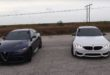 Alfa Romeo Giulia Quadrifoglio vs. BMW M3 Competition 110x75 Video: Alfa Romeo Giulia Quadrifoglio Vs. BMW M3 Competition