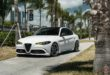 Alfa Romeo Giulia Vossen M X1 Felgen Tuning 1 110x75 Perfekt   Alfa Romeo Giulia (952) auf Vossen M X1 Felgen