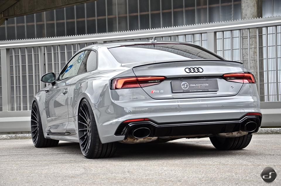 perfection on wheels audi rs5 coupe on hamann rims. Black Bedroom Furniture Sets. Home Design Ideas