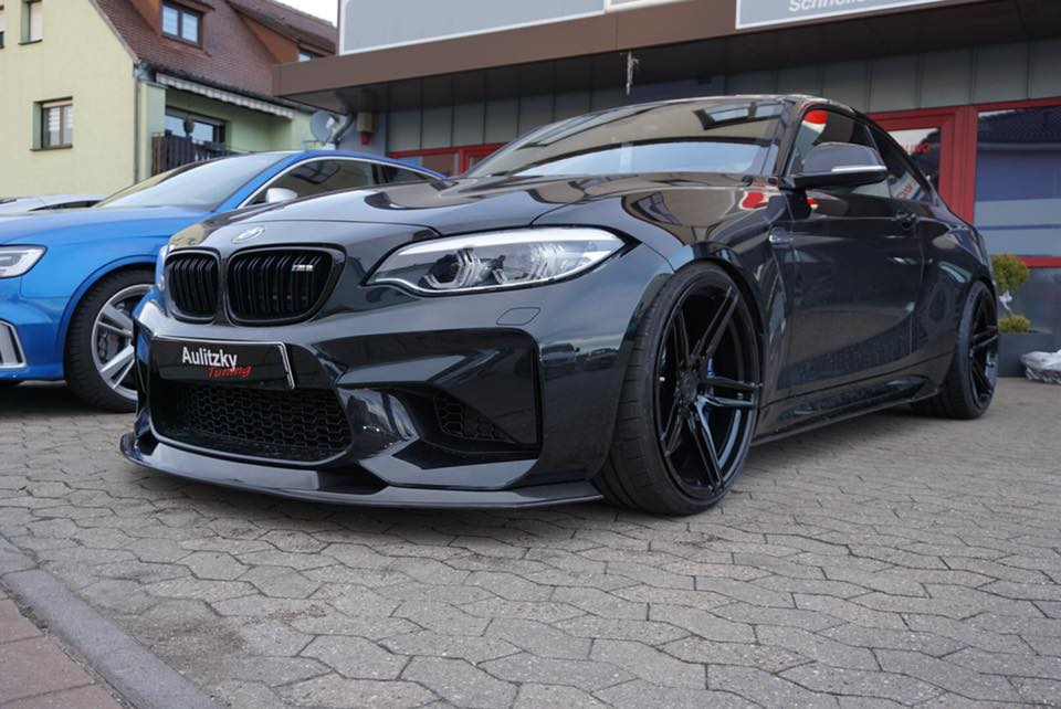 perfekt bmw m2 coupe by aulitzky tuning auf 20 z llern. Black Bedroom Furniture Sets. Home Design Ideas