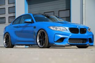 BMW M2 F87 NTM Wheels Tuning 1 310x205 Ready to Race   BMW M2 Trackday Car by Motorsport24