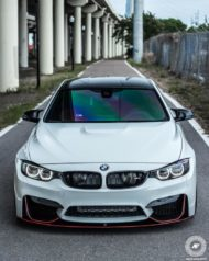 BMW M4 Coupe F82 ADV10 M.V2 Felgen Tuning 13 190x238 702 PS am Rad im BMW M4 Coupe auf ADV10 M.V2 Felgen