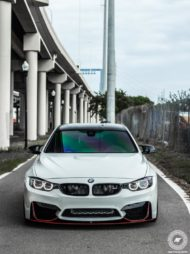 BMW M4 Coupe F82 ADV10 M.V2 Felgen Tuning 14 190x254 702 PS am Rad im BMW M4 Coupe auf ADV10 M.V2 Felgen