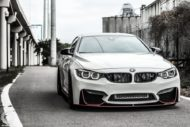BMW M4 Coupe F82 ADV10 M.V2 Felgen Tuning 15 190x127 702 PS am Rad im BMW M4 Coupe auf ADV10 M.V2 Felgen