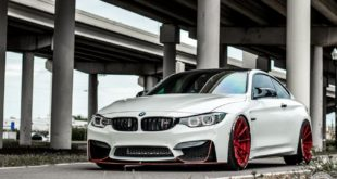 BMW M4 Coupe F82 ADV10 M.V2 Felgen Tuning 16 310x165 702 PS am Rad im BMW M4 Coupe auf ADV10 M.V2 Felgen