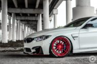 BMW M4 Coupe F82 ADV10 M.V2 Felgen Tuning 2 190x127 702 PS am Rad im BMW M4 Coupe auf ADV10 M.V2 Felgen
