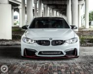 BMW M4 Coupe F82 ADV10 M.V2 Felgen Tuning 4 190x152 702 PS am Rad im BMW M4 Coupe auf ADV10 M.V2 Felgen
