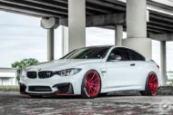 BMW M4 Coupe F82 ADV10 M.V2 Felgen Tuning 5 190x127 702 PS am Rad im BMW M4 Coupe auf ADV10 M.V2 Felgen