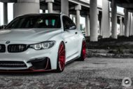 BMW M4 Coupe F82 ADV10 M.V2 Felgen Tuning 6 190x127 702 PS am Rad im BMW M4 Coupe auf ADV10 M.V2 Felgen
