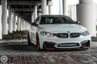 BMW M4 Coupe F82 ADV10 M.V2 Felgen Tuning 7 190x127 702 PS am Rad im BMW M4 Coupe auf ADV10 M.V2 Felgen