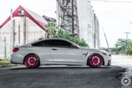 BMW M4 Coupe F82 ADV10 M.V2 Felgen Tuning 8 190x127 702 PS am Rad im BMW M4 Coupe auf ADV10 M.V2 Felgen