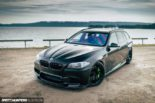 BMW M5R Touring F11 Tuning 1 1 155x103 Genau so   BMW M5R Touring (F11) by Aulitzky & CFD